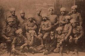 Armenian volunteers – Erevan 1916