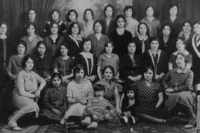 Armenian women from Malatia