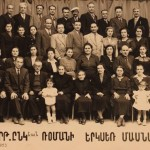 Association of the Armenians from Malatia - 1953