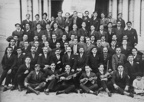 Association of the Armenians from Malatia – 1928