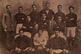 The Armenian Union Sportive Dork in Bolis – 1911