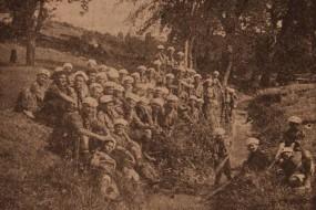 The scouts of Pera-Shishli – 1920