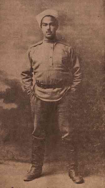 Vahan Tcheraz – Erevan 1915