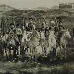 Armenian heroes of the defense of Basen 1909