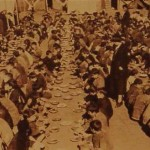 Armenian orphans in Antelias (Lebanon) - 1923