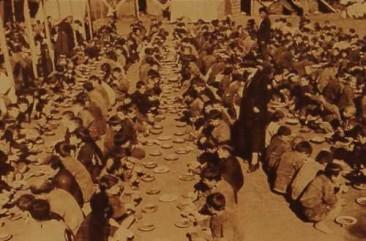 Armenian orphans in Antelias (Lebanon) – 1923