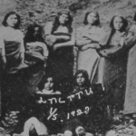 Armenian survivors from Amasia - 1923