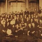 Armenian writers union of France on February 12, 1939