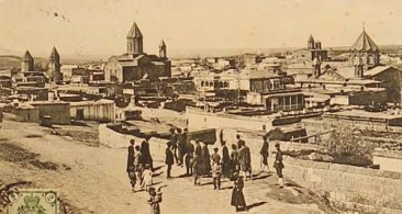 Gyumri and its Churches