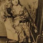 Armenian singer from Salonig