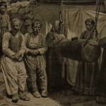 Armenian villagers - 1906