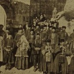 Armenian wedding in the Caucasus