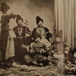 Musicians from the Caucasus