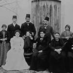 Armenian family - Mersin 1890