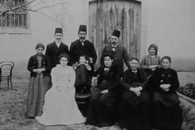 Armenian family – Mersin 1890