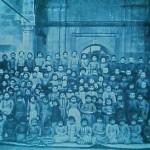 Sanassarian school orphanage - Garin 1890