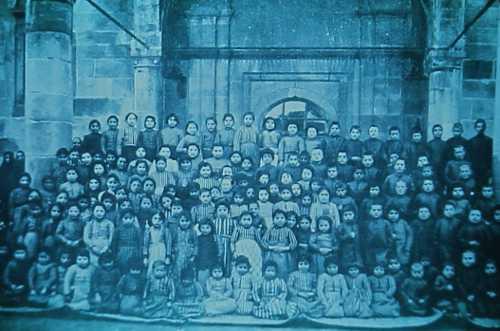Sanassarian school orphanage – Garin 1890