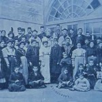 Wedding of Mr and Mrs Khorassandjian - Kesaria 1909