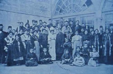 Wedding of Mr and Mrs Khorassandjian – Kesaria 1909
