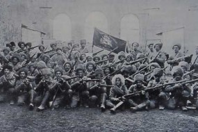 Sixth company of Hnchakian volunteers