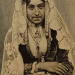 Armenian woman - Akhaltsikh 1892