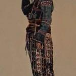 Armenian costume of Sasun