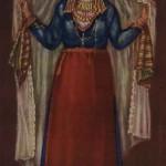 Armenian costume of Akhaltsikh