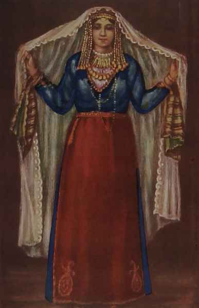 Armenian costume of Akhaltsikh