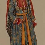 Armenian costume of Iran