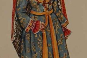 Armenian costume of Iran