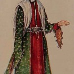 Armenian costume of Zangezur