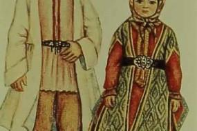 Armenian costumes of Artsakh
