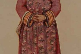 Armenian costume of Vaspurakan