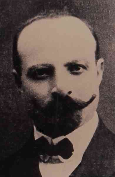 Abah Bedrossian, Ramgavar leader