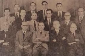 Ramgavar leaders – Cairo 1947