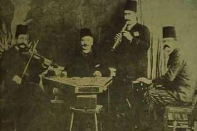 Armenian musicians from Garin