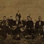 Armenian musicians in the surrounding area of Erznka