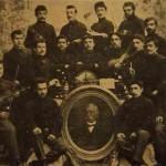 Sanassarian school in Garin - 1905