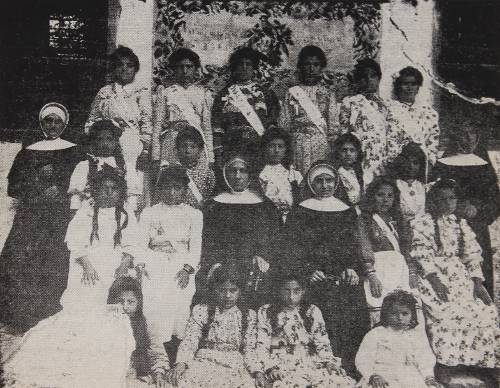 Armenian Catholic School of Malatia – 1912