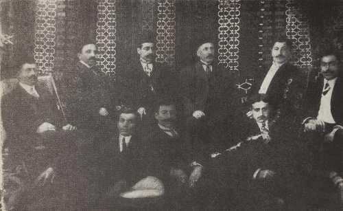 Armenian figures from Malatia