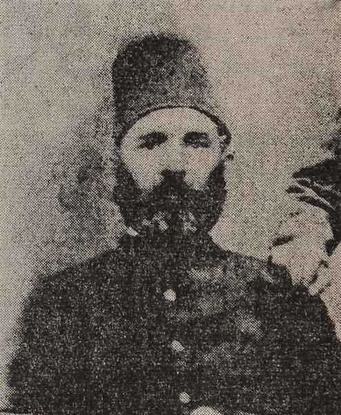 Hovhannes Tutelian from Malatia