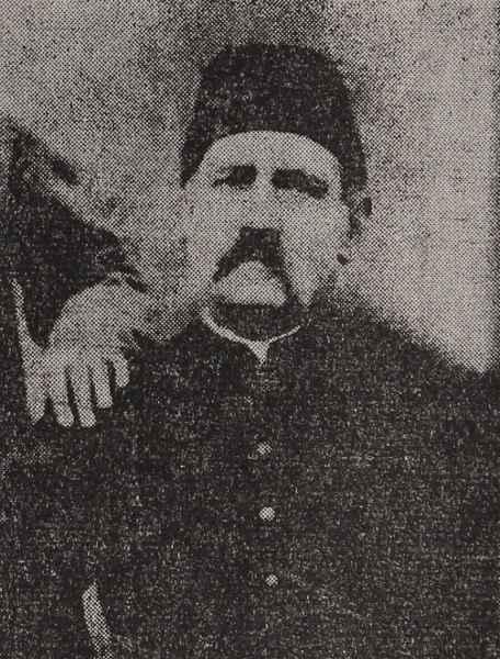 Krikor Aslanian from Malatia