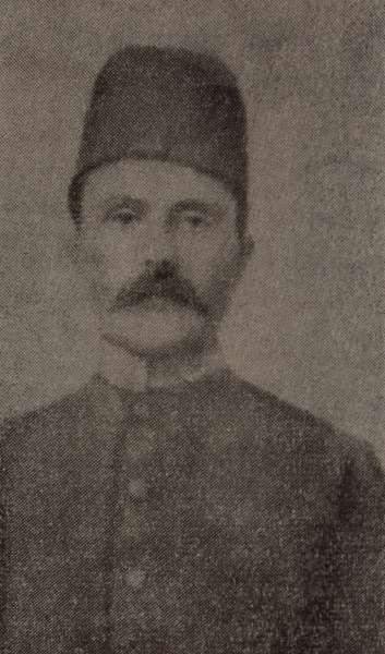 Napoleon Baghdoyan from Malatia