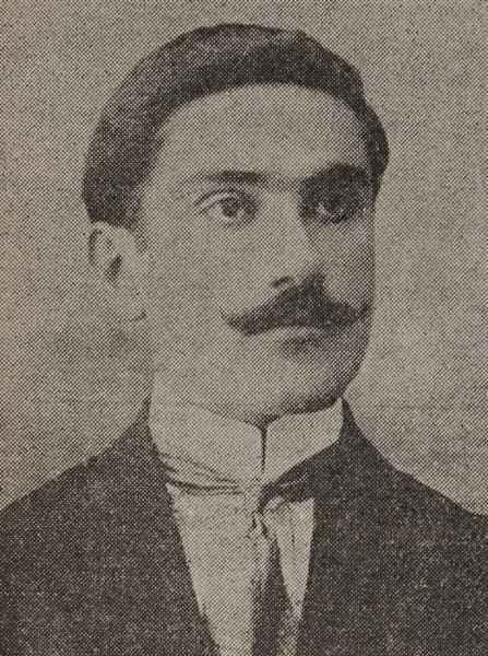 Yervant Baghdoyan from Malatia