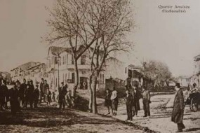 Hochnoudiye Armenian district of Eskishehir