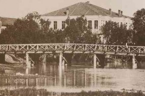 The Armenian club near the New-Bridge of Eskishehir