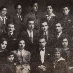 Students of the Malatia Educational Society in Aleppo - 1927