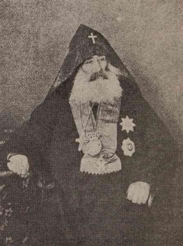 Khrimian Hayrig, Catholicos of All Armenians