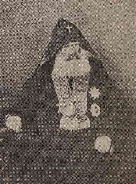 Khrimian Hayrig, Catholicos of All Armenians
