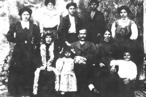 Kurkdjian family from Kharpert – 1912